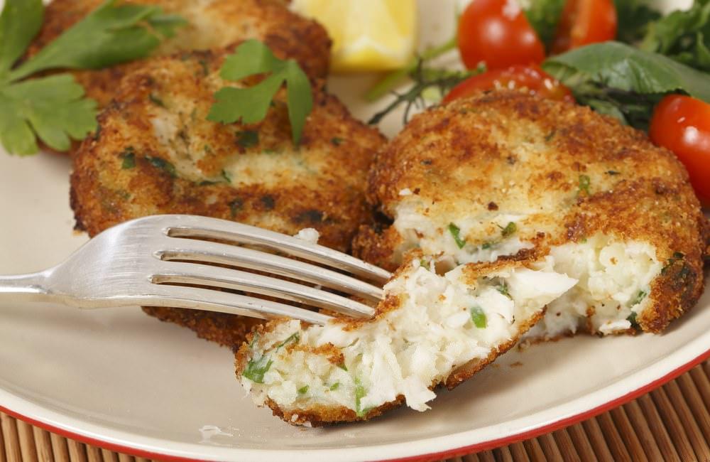 Рецепты котлеты из рыбы трески